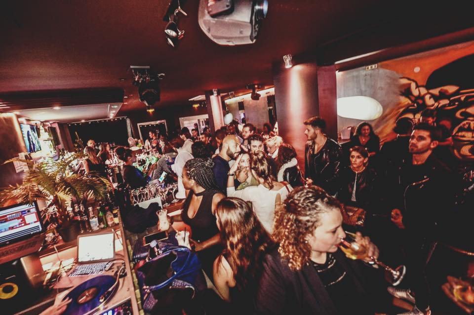 Jay Kiss Bar lounge bordeaux
