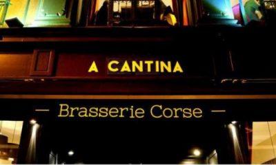 A Cantina Brasserie Corse bordeaux