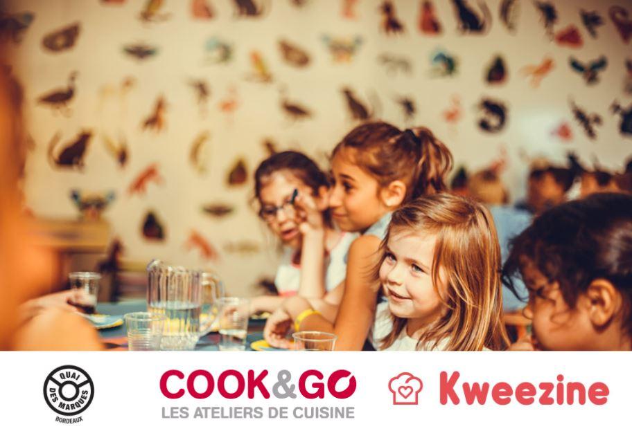 Photo of Ateliers de cuisine gratuits pour les enfants Quai des Marques Bordeaux