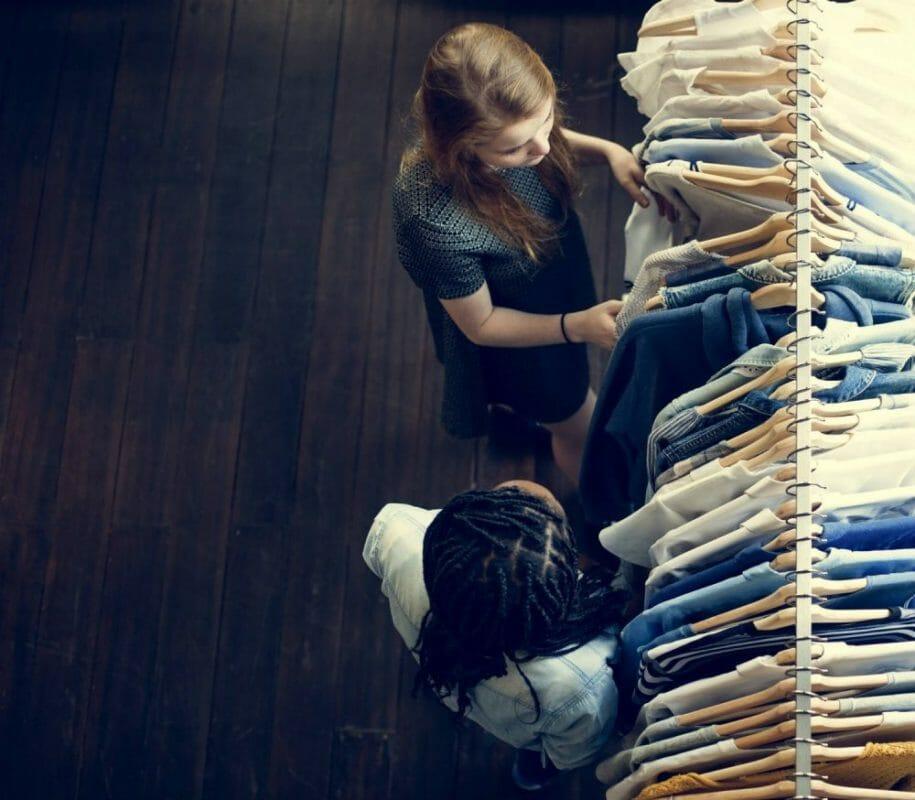 Photo of Liquidation de vêtements à Bordeaux !