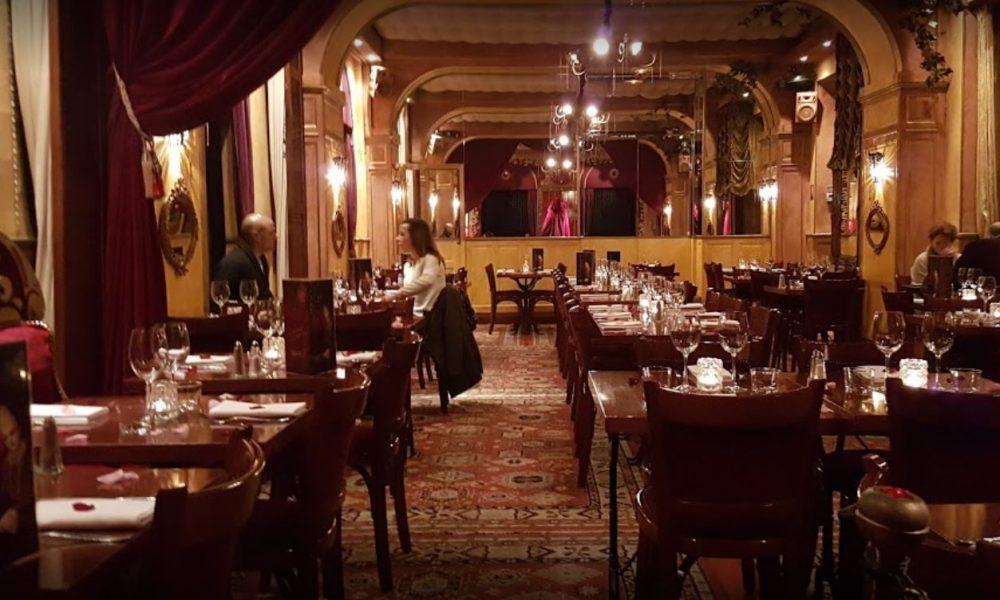 le k baroque v ritable restaurant d atmosph re quoi faire bordeaux. Black Bedroom Furniture Sets. Home Design Ideas