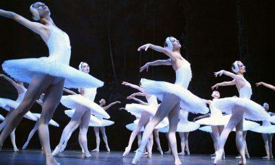 Ballet lac cygne Bordeaux