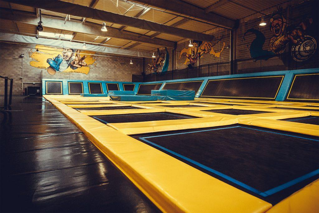trampoline à bordeaux