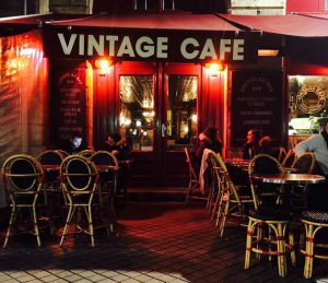 vintage cafe happy hours de bordeaux