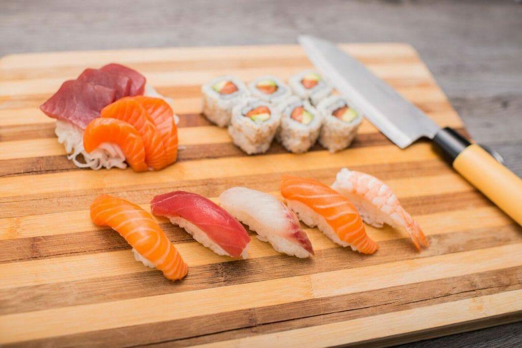Photo of Le nouveau restaurant sushi haut de gamme à Bordeaux : côté sushi