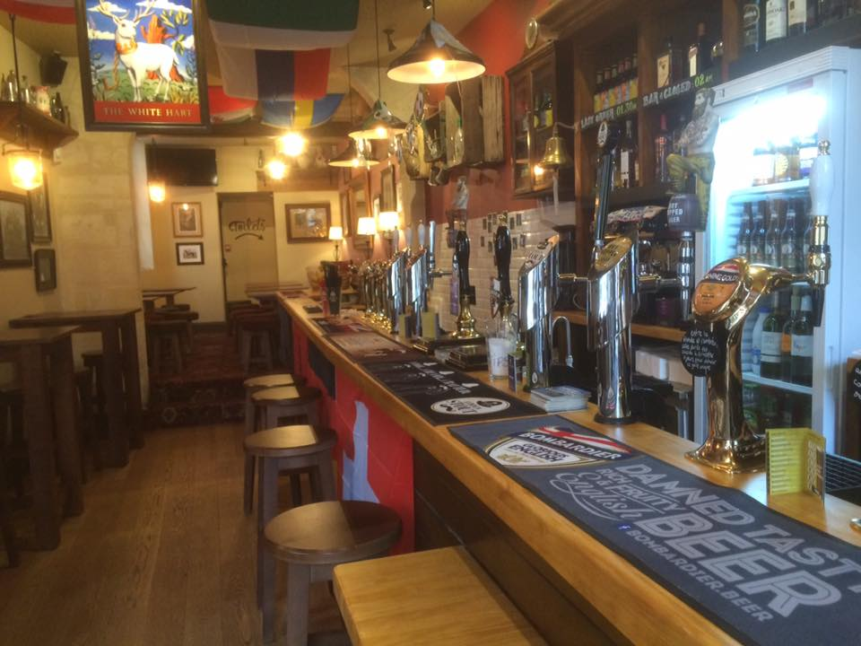 Photo of Un pub traditionnel – The Starfish