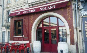 Manger tard à Bordeaux Cochon volant