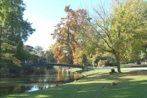 quoi faire à bordeaux gratuitement : jardin public