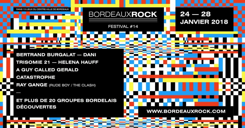 Photo of Quoi Faire à Bordeaux ce week-end ? Aller au Bordeaux Rock Festival #14