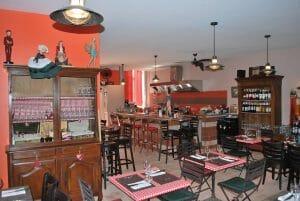 steaks house à Bordeaux : la table de bécassine