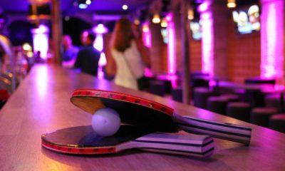 le life restaurant bar où l'on peut jouer au ping pong