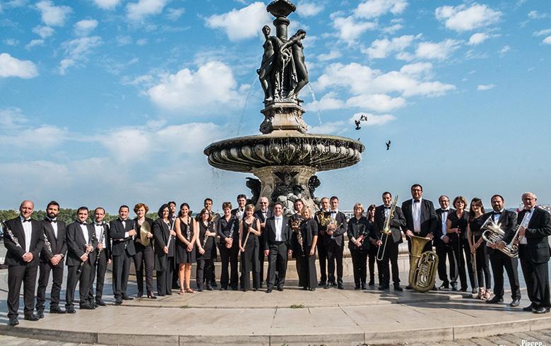 Concert de l'orchestre d'harmonie gratuits à Bordeaux