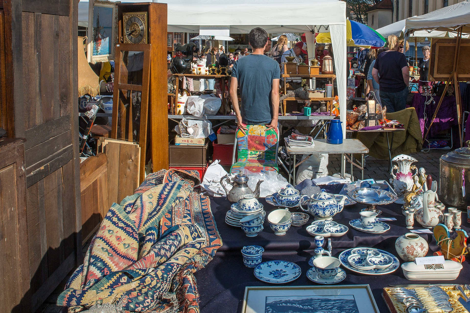 Photo of Une grande brocante 100% gratuite ce week-end à Bordeaux