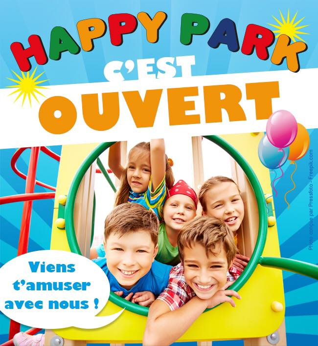 happy park pour vos enfants à bordeaux