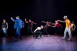 Spectacle 25 ans du hip-hop Bordeaux