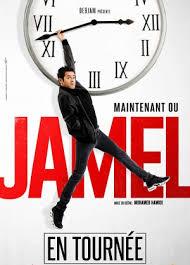 Affiche spectacle Jamel