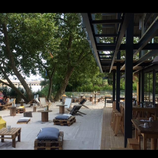 Terrasses Bordeaux chantiers de la garonne