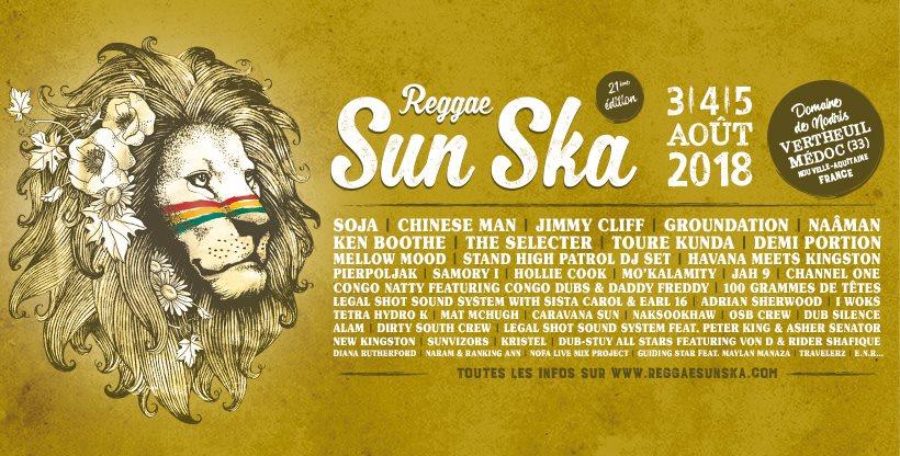 reggae su ska festival aquitaine