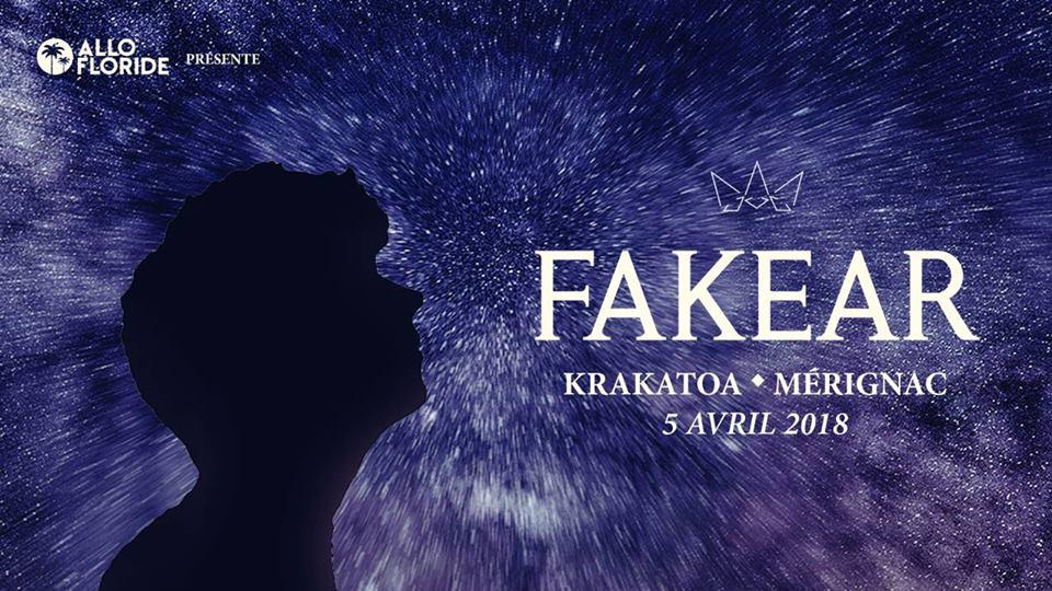 Fakear en concert au Krakatoa Bordeaux