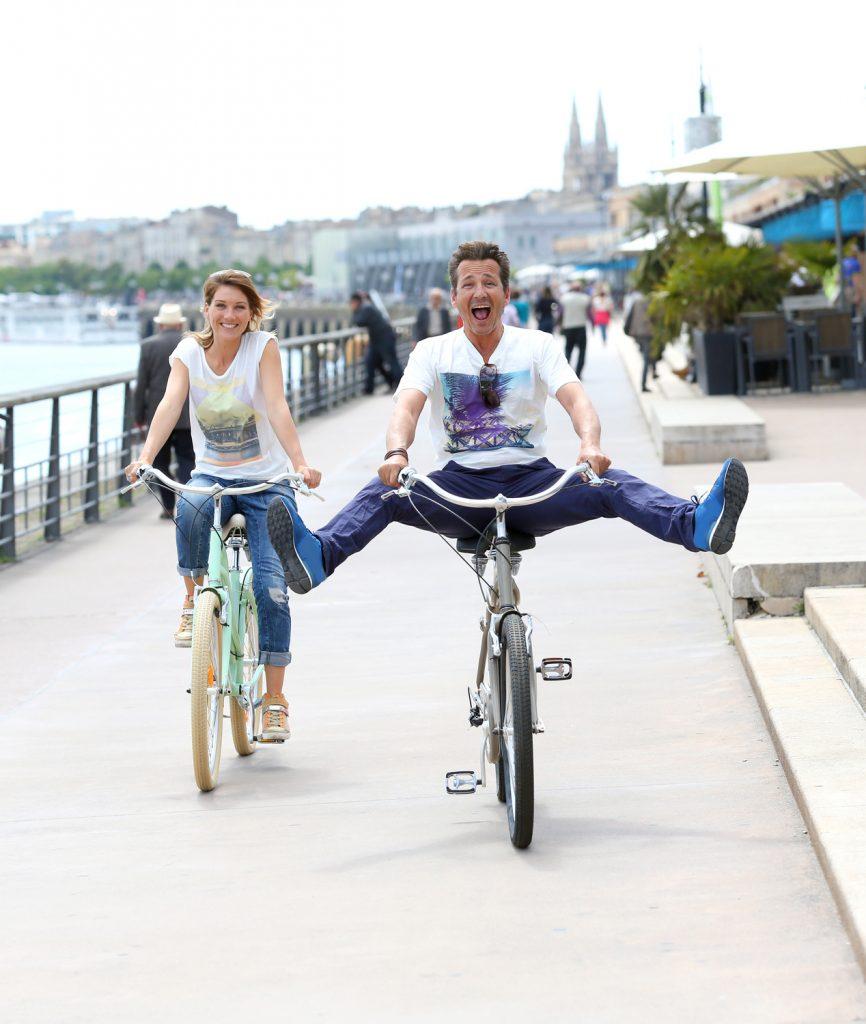 Vélo à Bordeaux