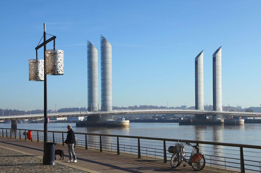 Courir entre les 2 ponts Bordeaux