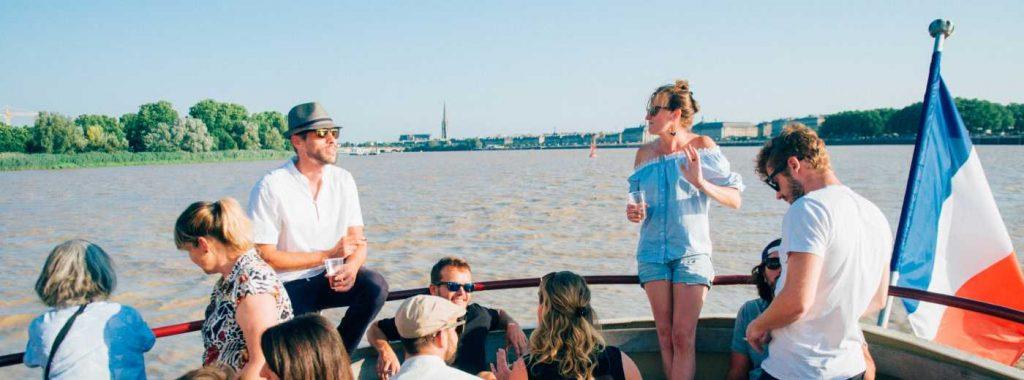 Afterboat Kweezine cette semaine a Bordeaux