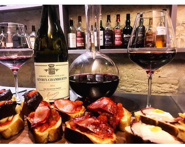 Vins urbains bar à vin bordeaux