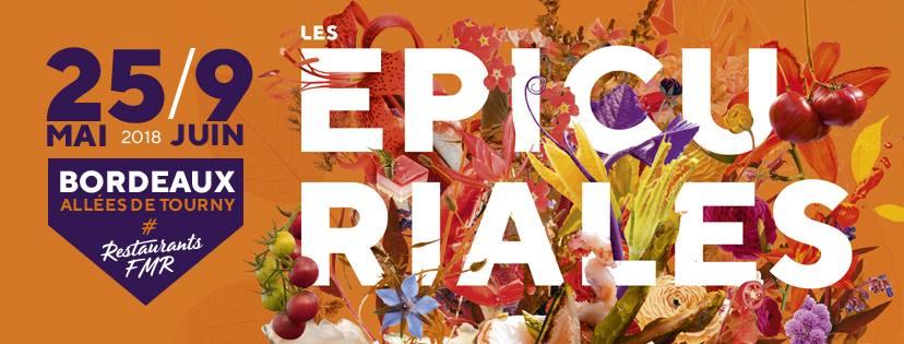 Les épicuriales à Bordeaux cette semaine