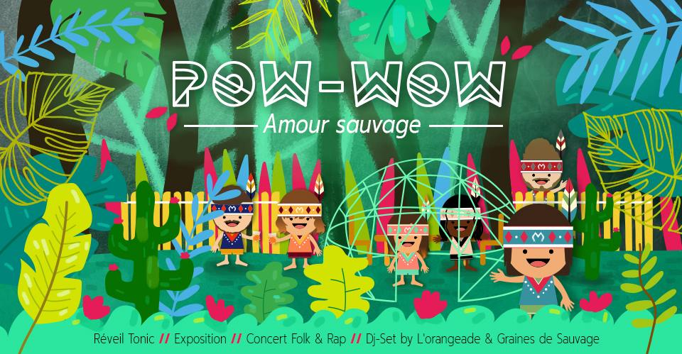 pow wow maitika Bordeaux