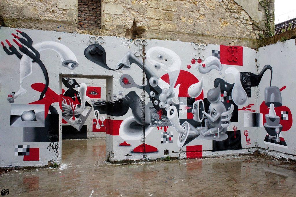 street art bordeaux visite