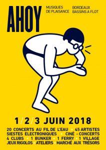Ahoy festival Bordeaux