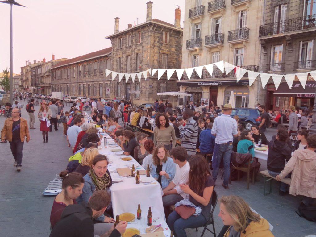 Banquet Chahut Bordeaux