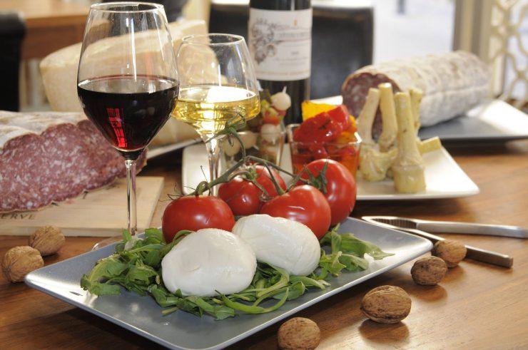 restaurant italien bordeaux spécialité italienne vin
