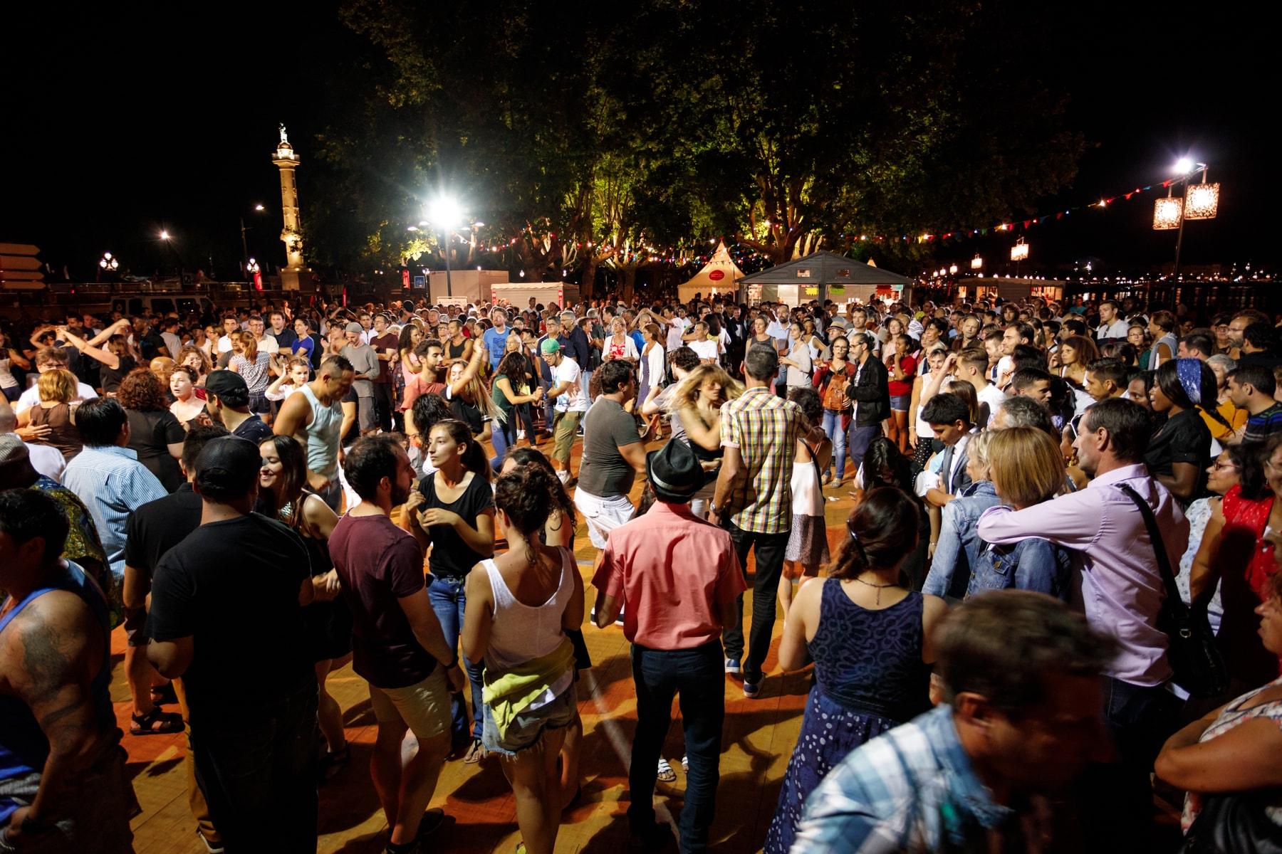 Photo of Dansons sur les quais : cours gratuits tous les jours de l'été !