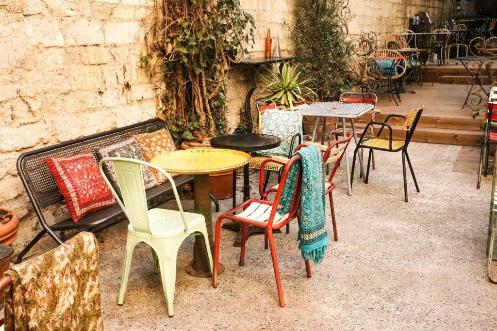 Les Plus Belles Terrasses De Restaurants à Bordeaux