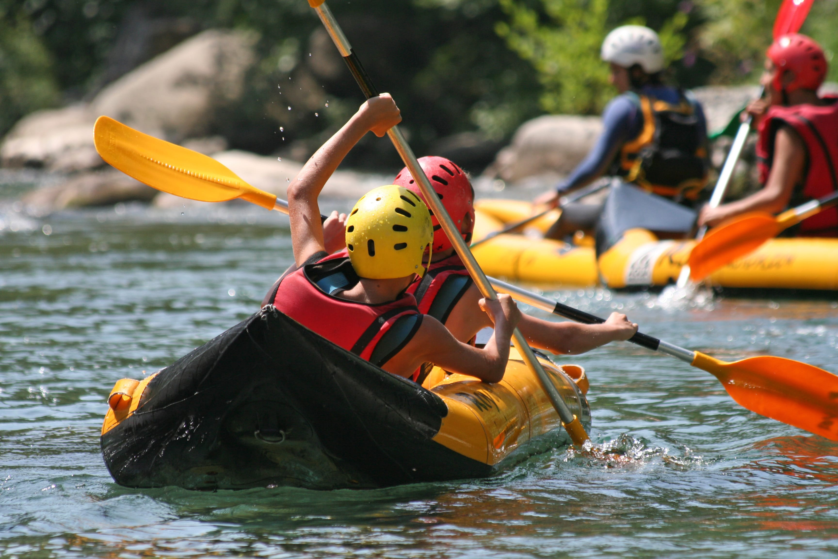 Photo of Les meilleurs spots pour faire du canoë dans la région