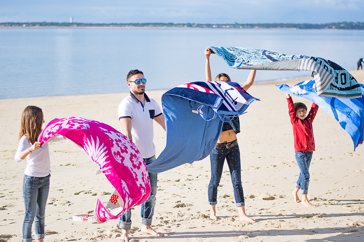Photo of Vivez la plage autrement avec le sac-serviette So Beach