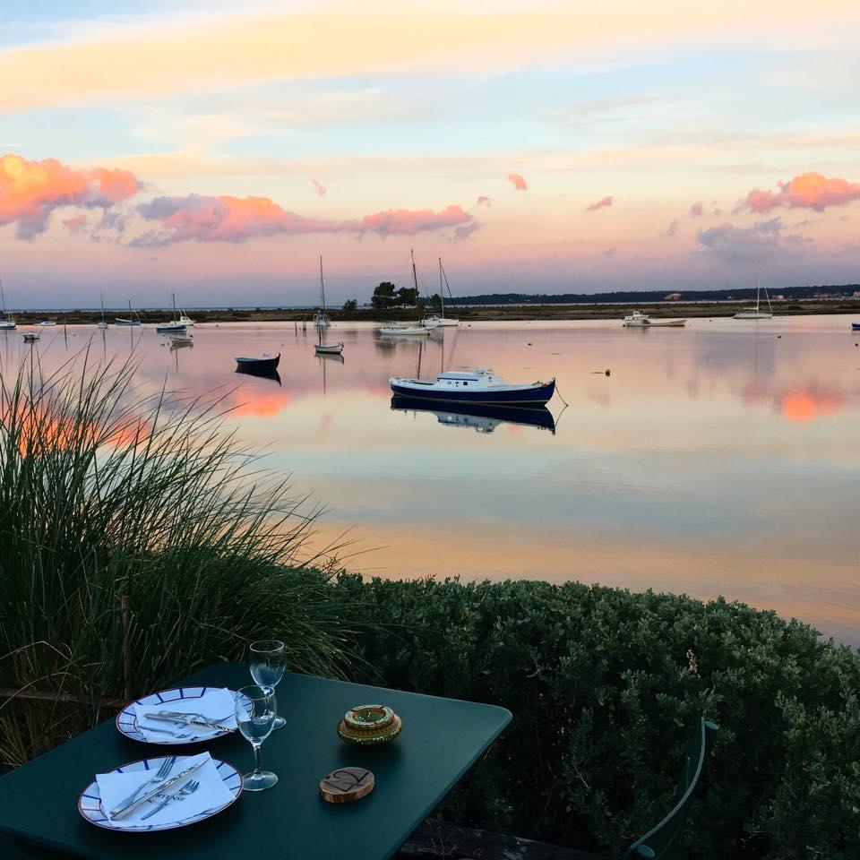 Photo of Cinq restaurants les pieds dans l'eau en Gironde