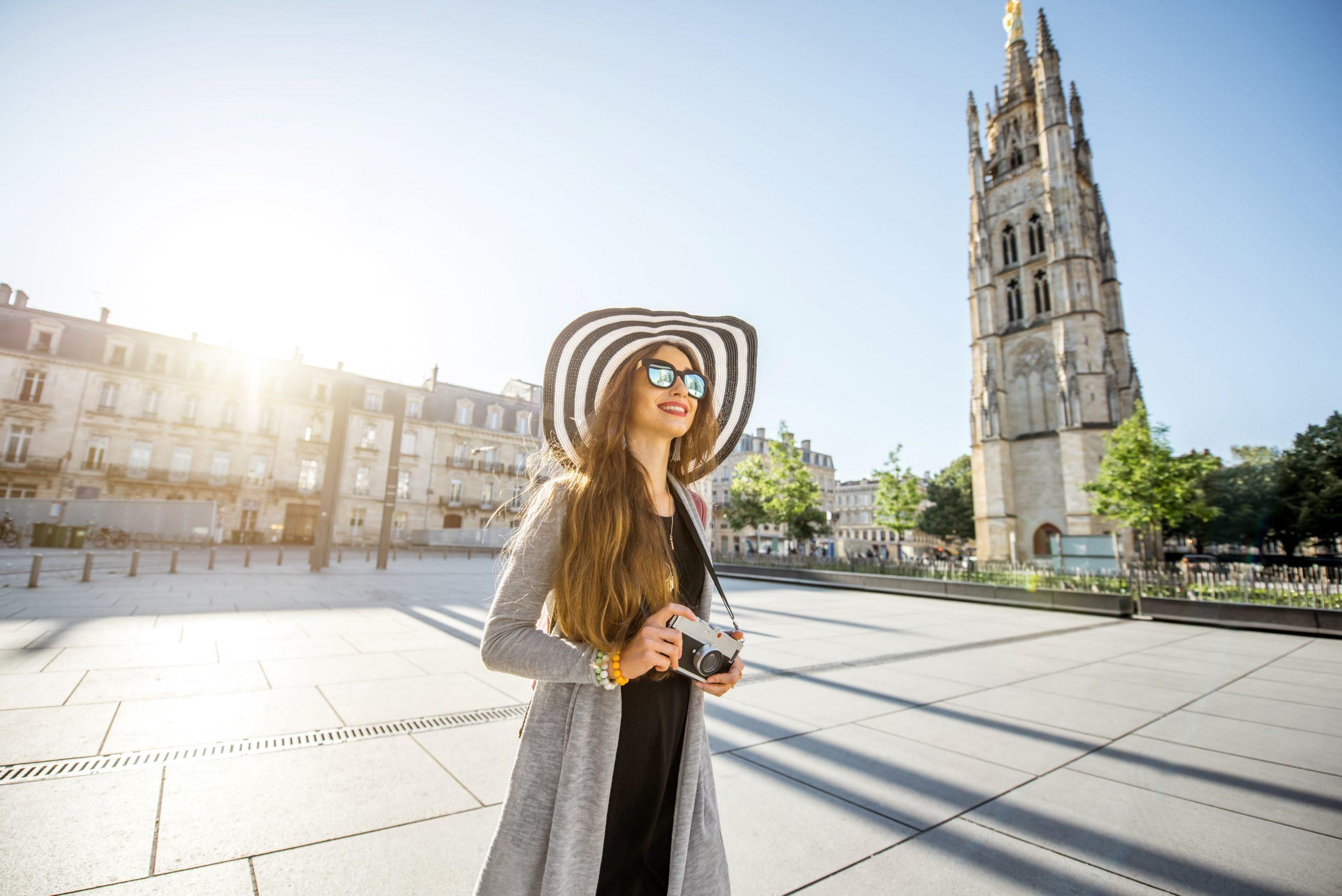 soleil vacances à Bordeaux