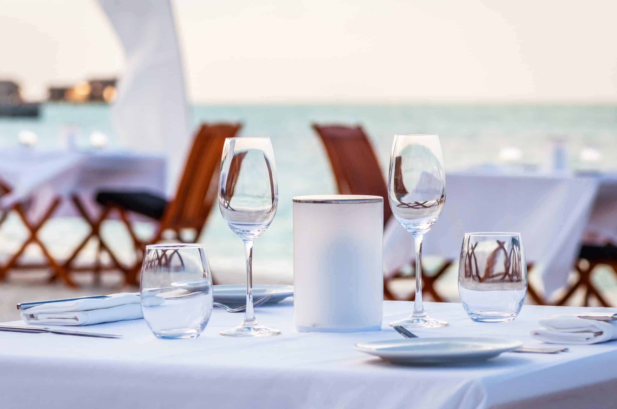 restaurant plage gironde