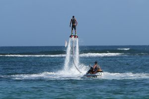 flyboard sensations fortes bordeaux
