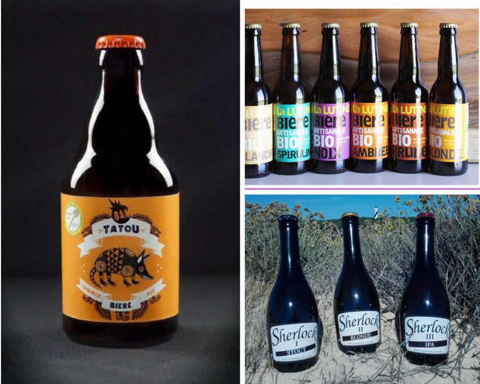 bières locales bordeaux