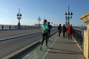 courir gratuitement à Bordeaux