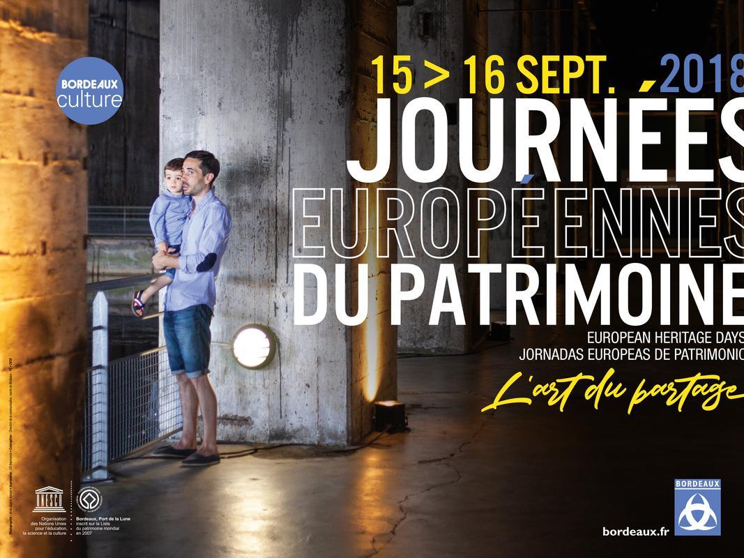 journées du patrimoine Bordeaux