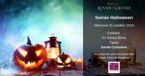 halloween Bordeaux
