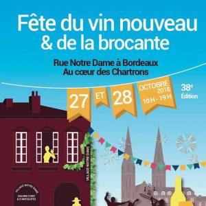 fête du vin ce week-end à Bordeaux