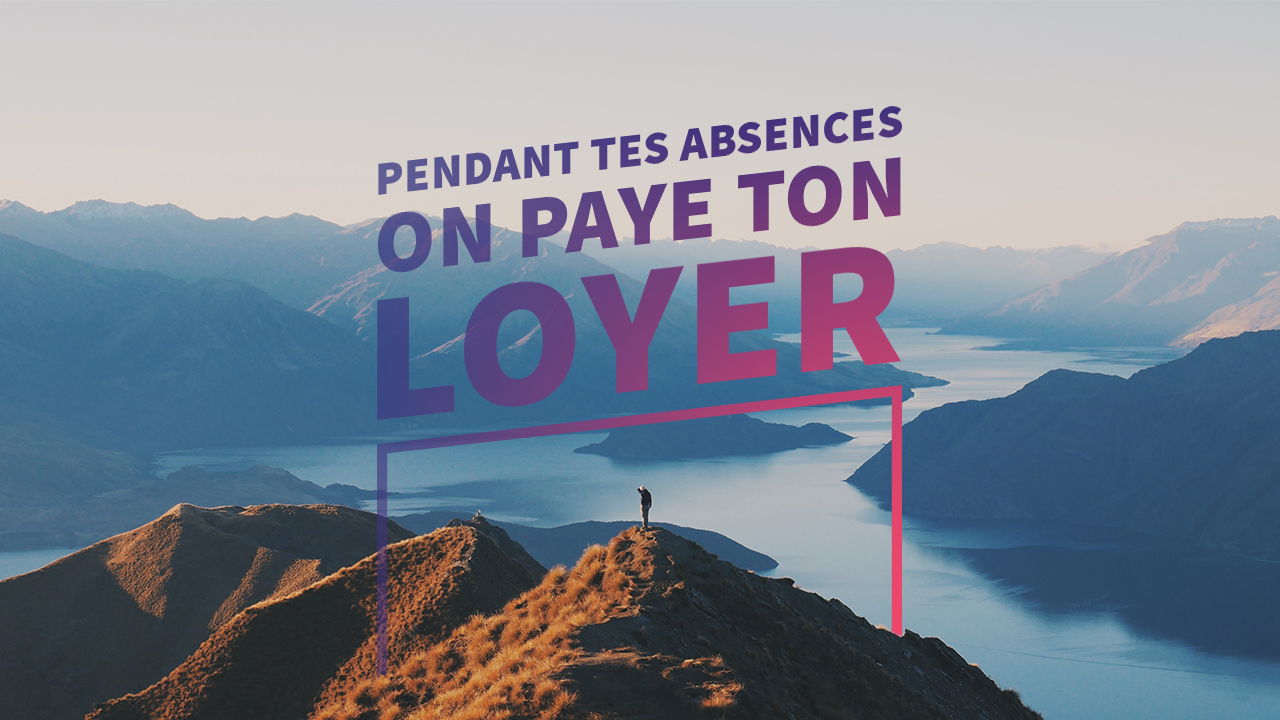 Photo of Smartrenting paye votre loyer durant votre absence !