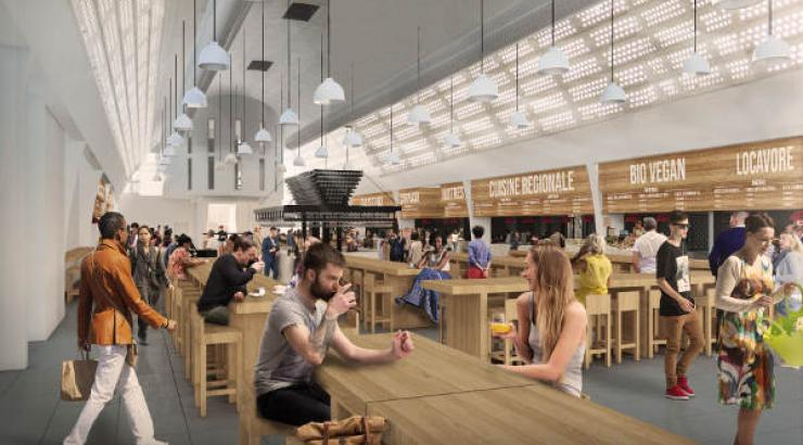 Photo of Le premier food court de France va ouvrir à Bordeaux !