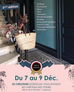 marché créateurs Bordeaux
