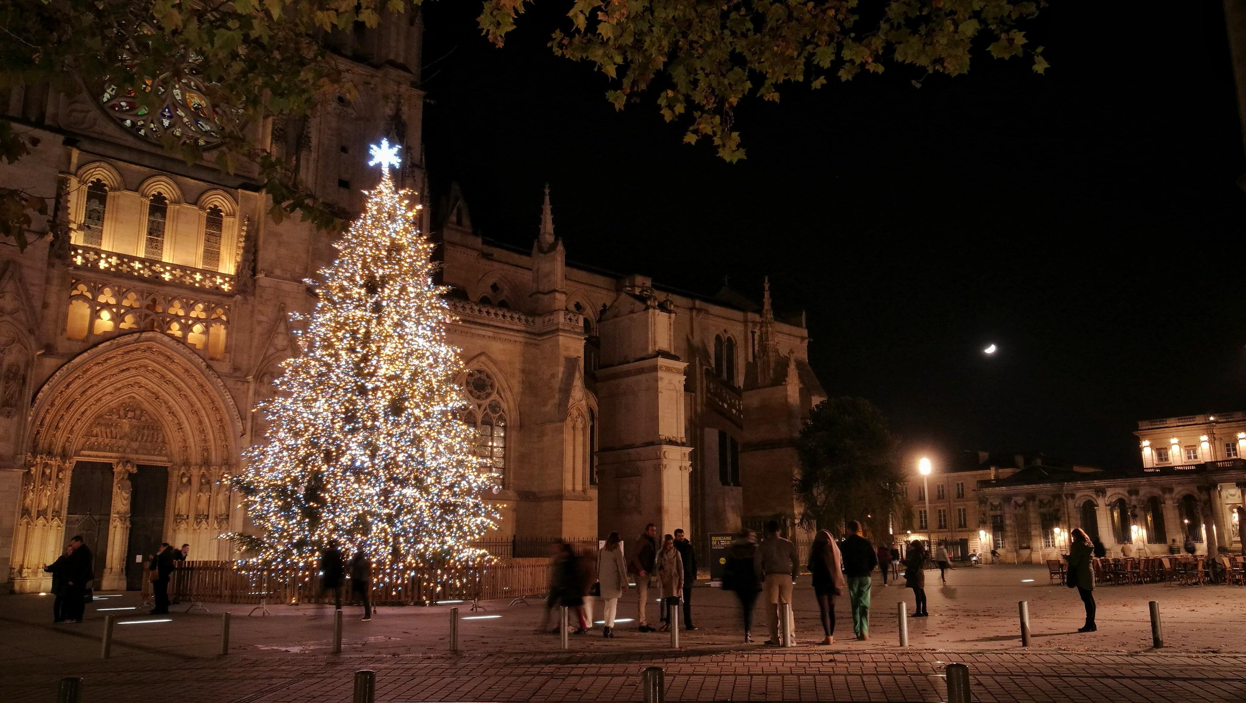 Photo of Illuminations, marché de Noël…cette semaine signe le coup d'envoi des Fêtes